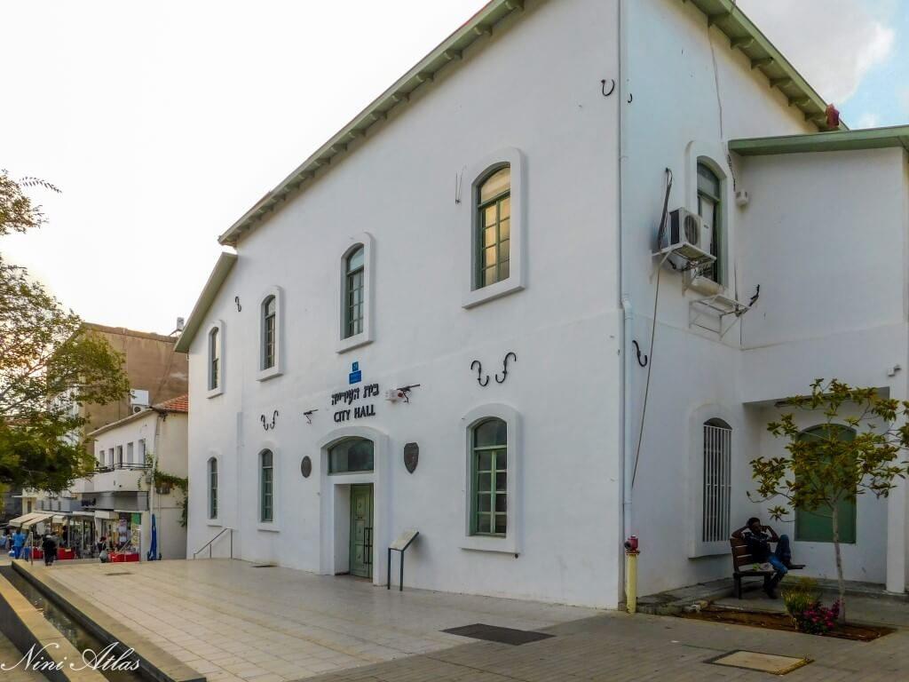בית העיריה הישן