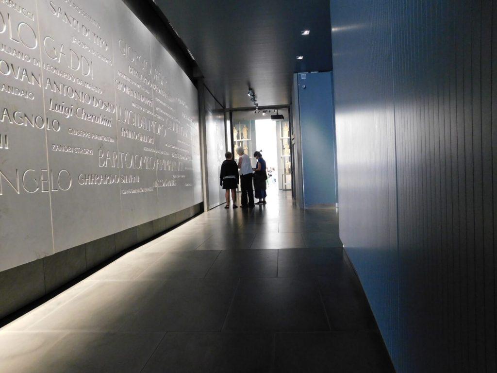 במוזיאון הדואומו