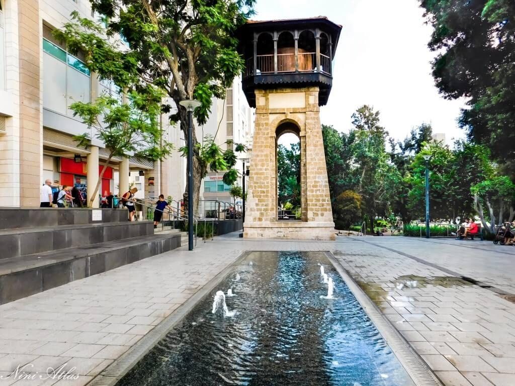 מגדל המים הישן