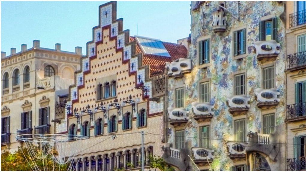בתים בסגנון מודרניסטה