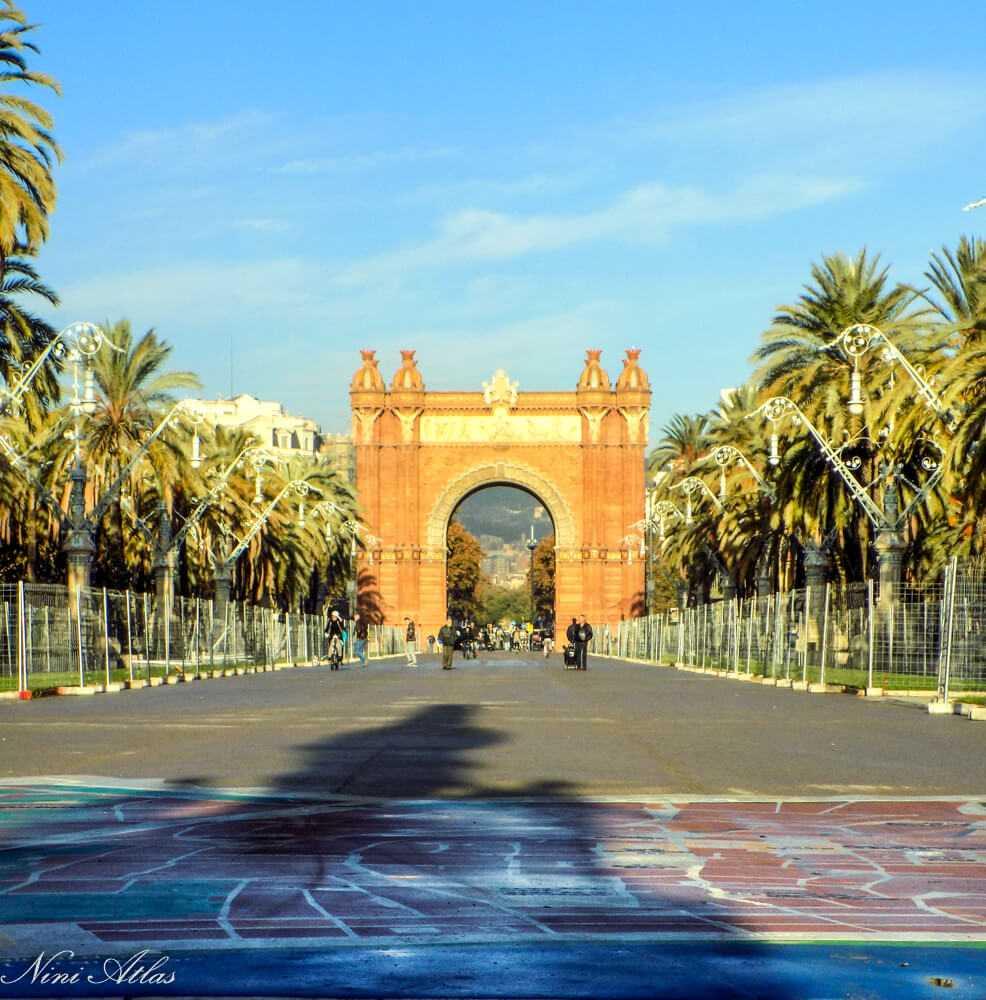 שער הניצחון ברצלונה
