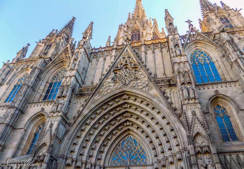 קתדרלת אולליה הקדושה