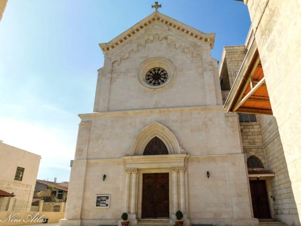 הכנסייה הפרנצ'סקנית רמלה