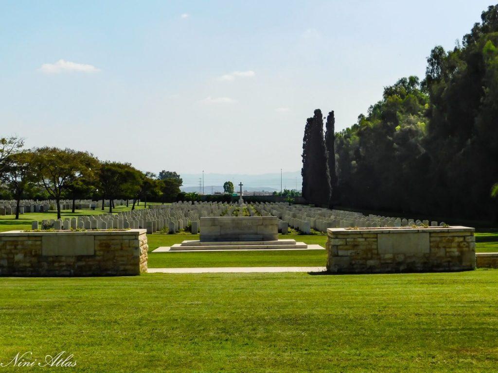 בית הקברות הבריטי רמלה