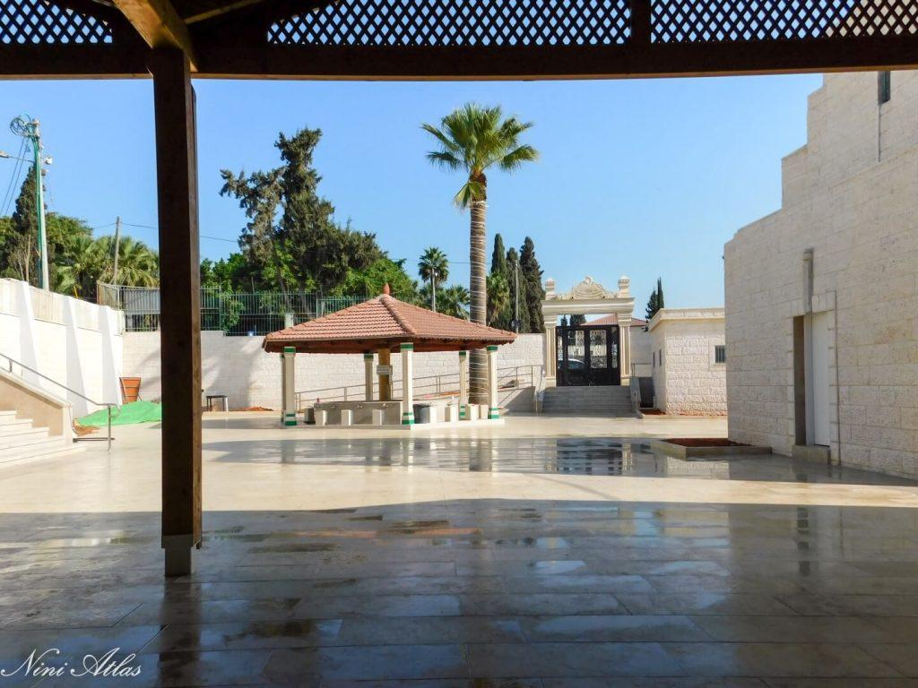 חצר המסגד הגדול רמלה