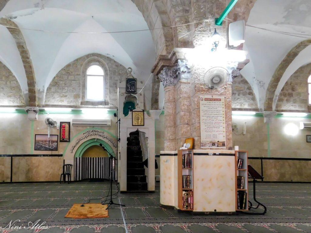 המסגד הגדול רמלה