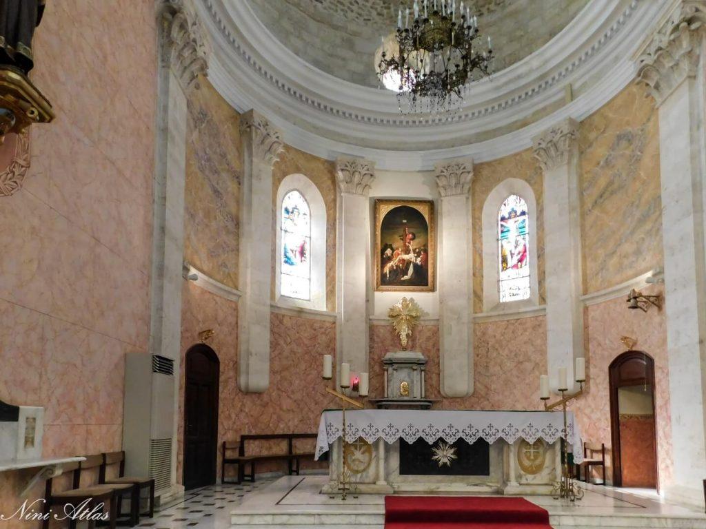 הכנסייה הפרנצ'נסקנית רמלה