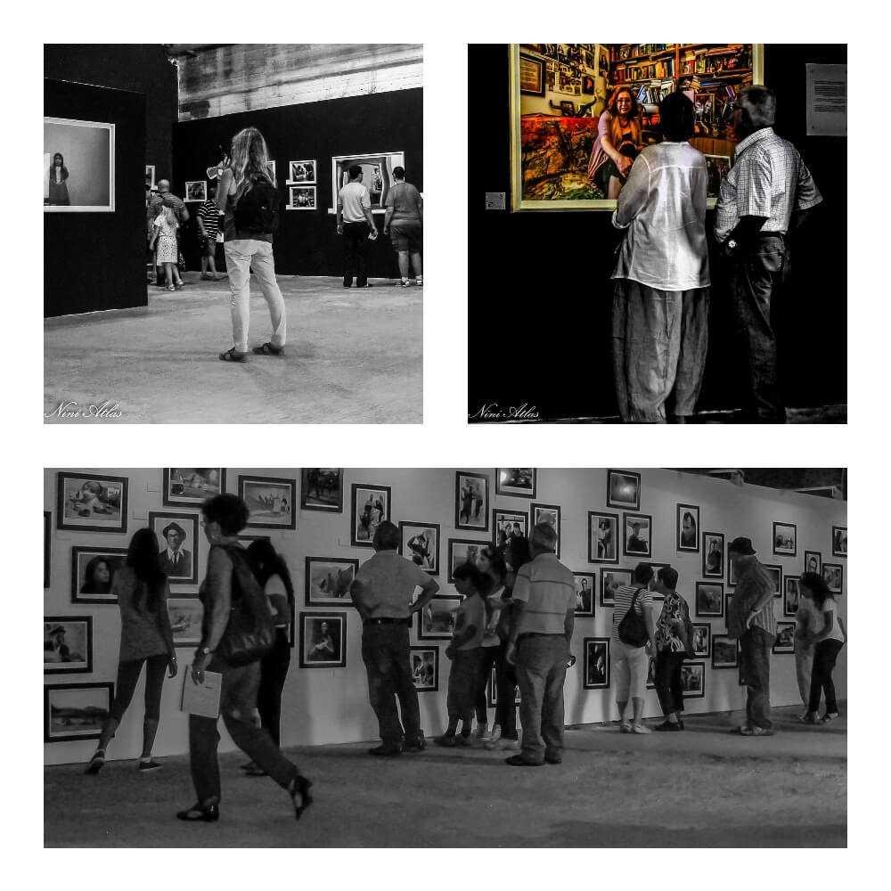 בפסטיבל הצילום הבינלאומי ביו 2012 PHOTO IS:RAEL