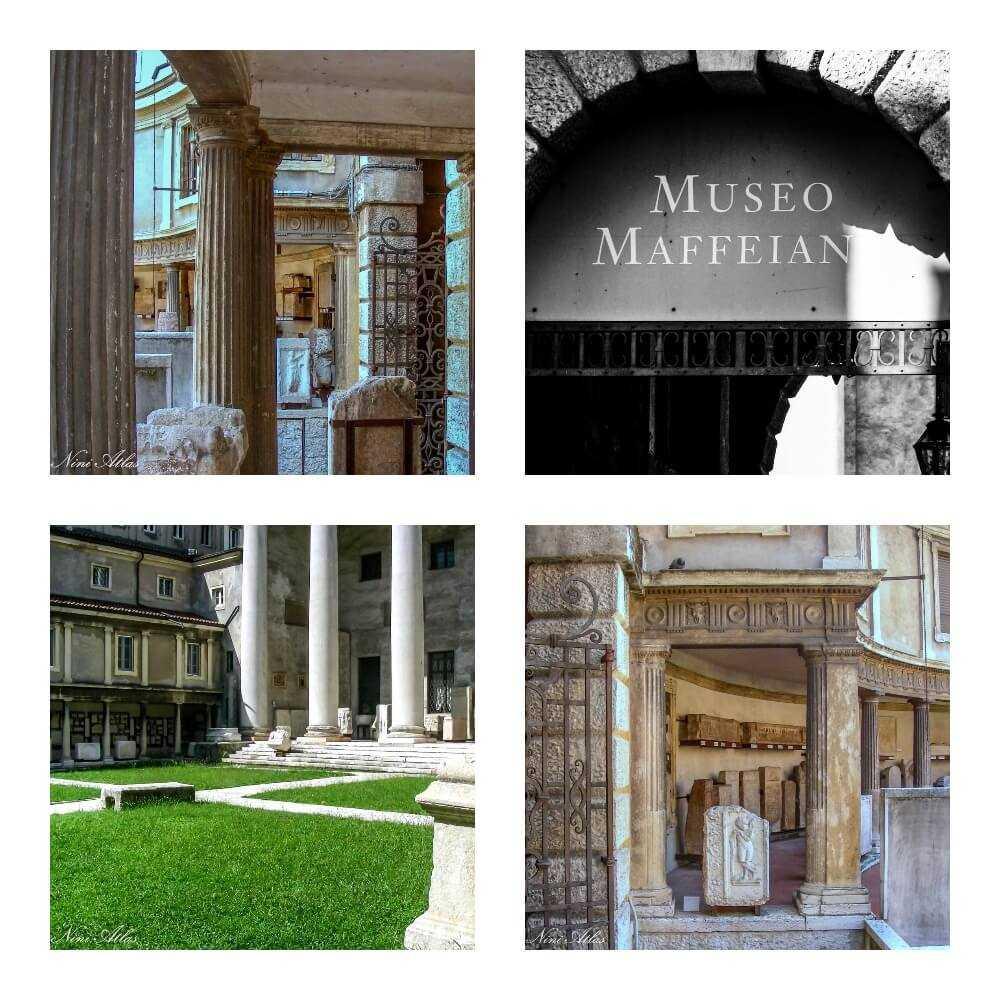 מוזיאון Museo Lapidario Maffeiano