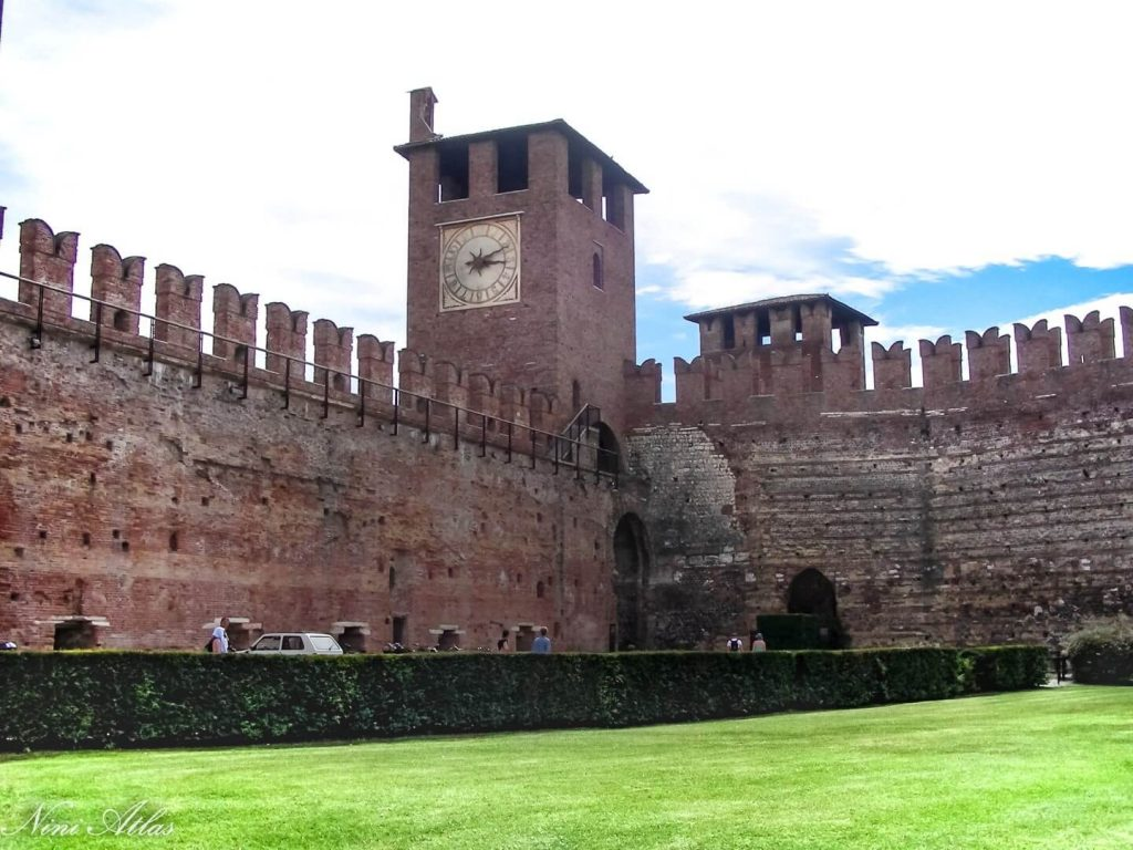 מבצר הקסטל וויקיו בוורונה