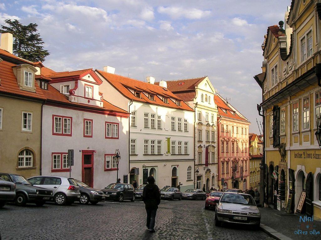 רחוב בפראג
