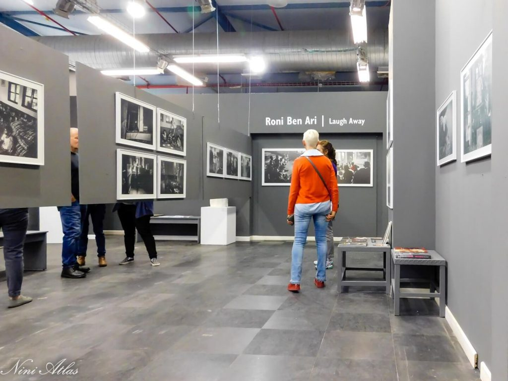 בפסטיבל הצילום הבינלאומי 2018 PHOTO IS:RAEL