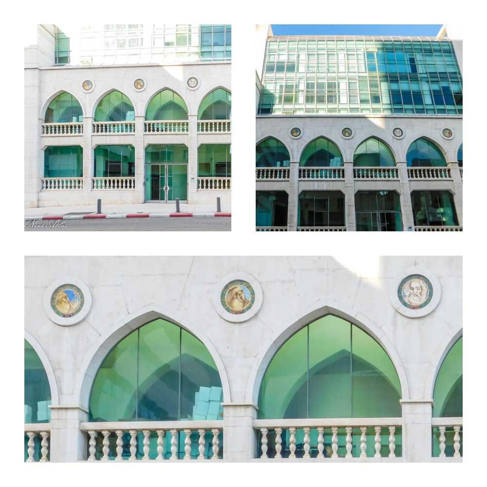 בית הנביאים – בית קצמן אחד העם 35
