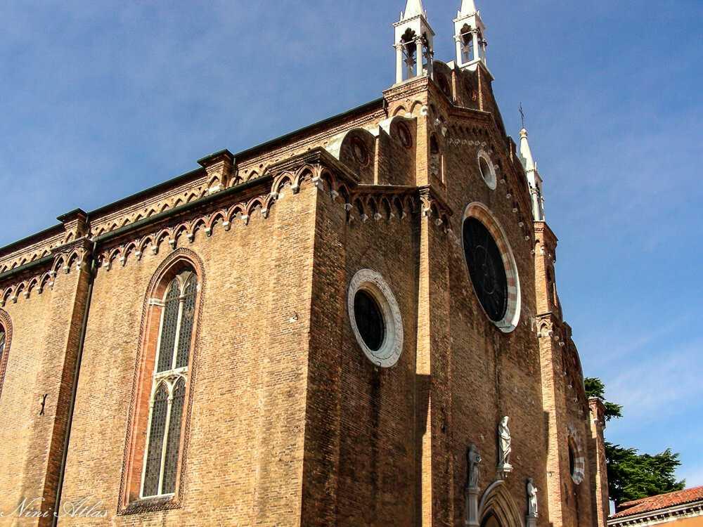 בזיליקת פרארי ונציה