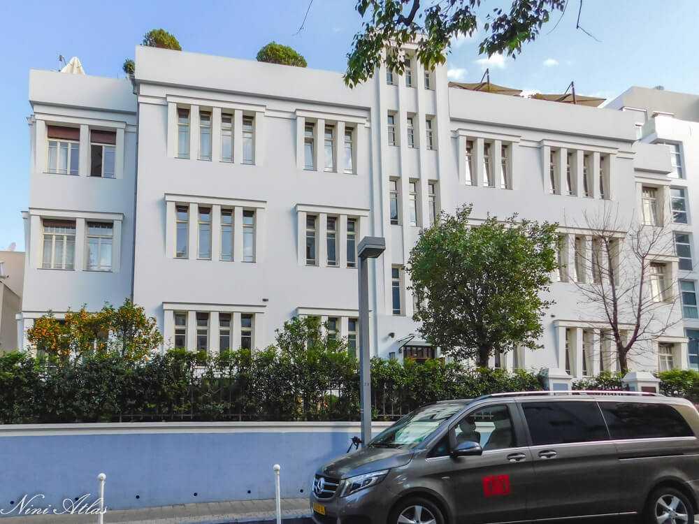 בית רומנוב/ מלון אלברט/מלון נורמן
