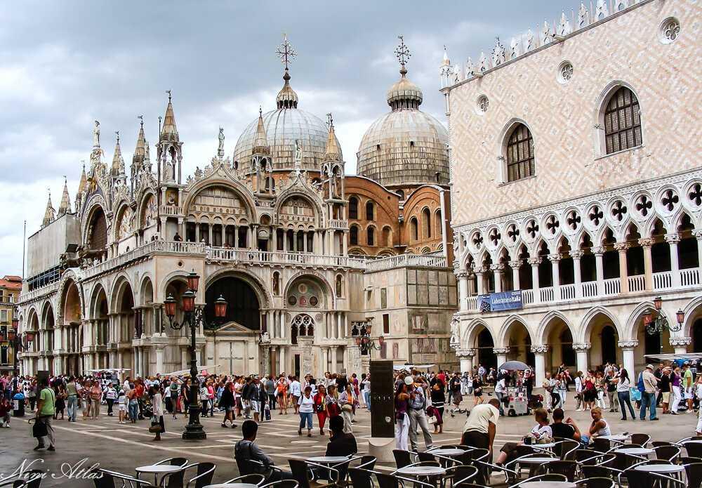 כיכר סן מרקו ונציה