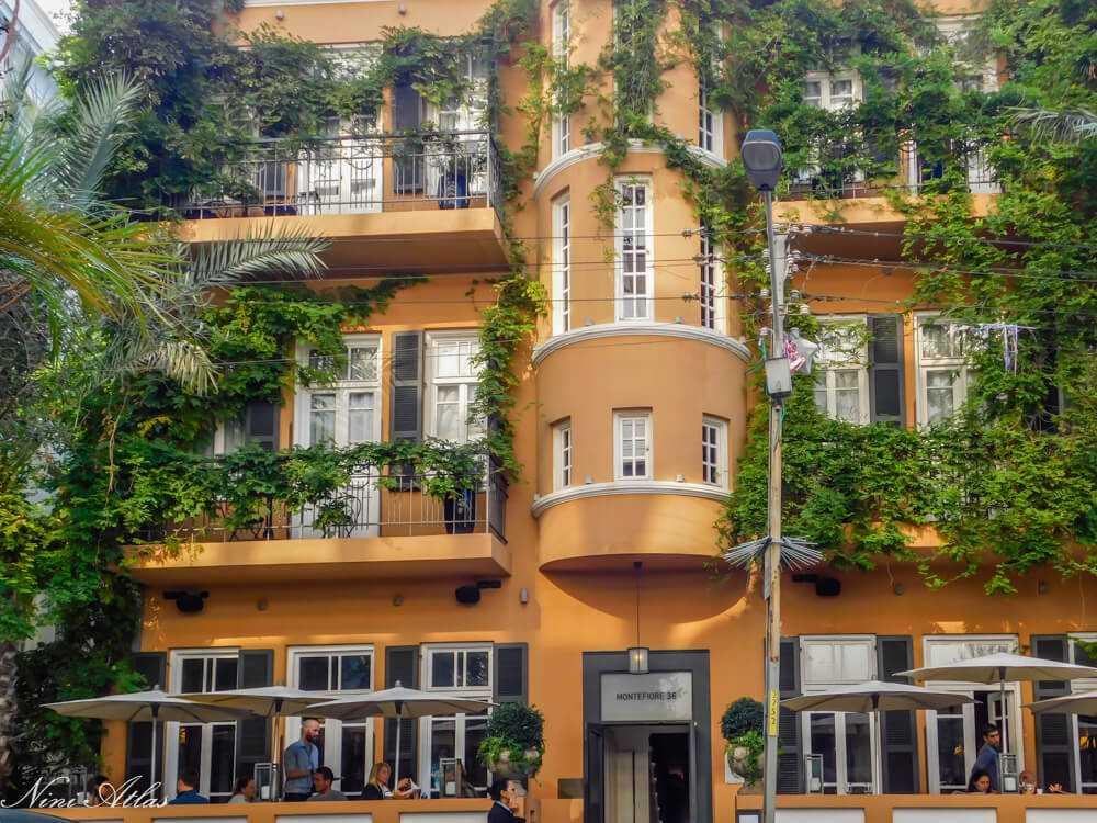 מלון מונטיפיורי מונטיפיורי 36