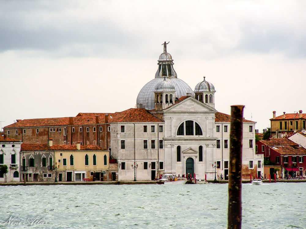 Le Zitelle ונציה