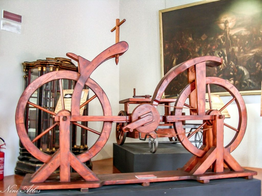 מוזיאון ליאונרדו דה וינצ'י