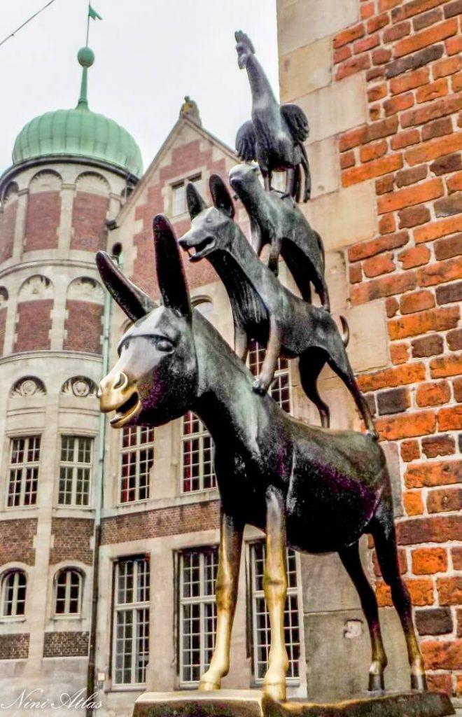 פסל בברמן