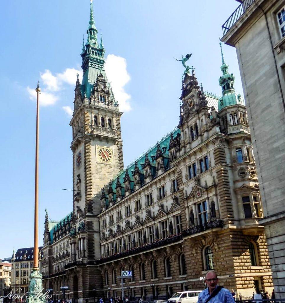 בית העיריה בהמבורג