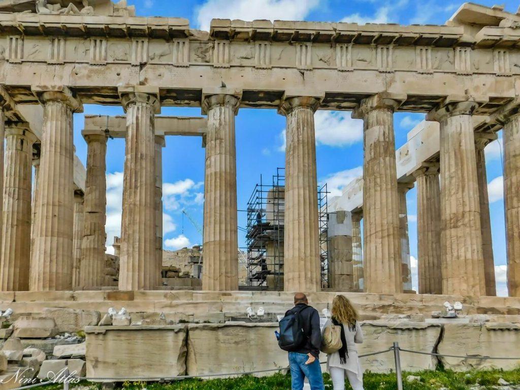 הפרתנון אתונה