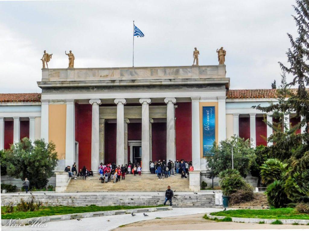 המוזיאון לארכיאולוגיה אתונה