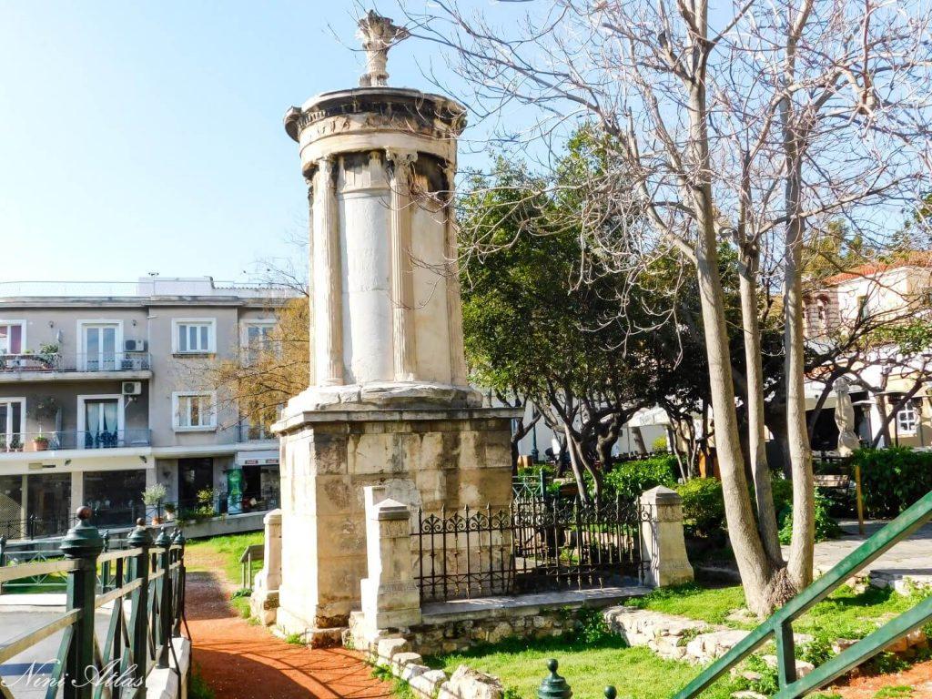 מונומנט ליזיקרטס