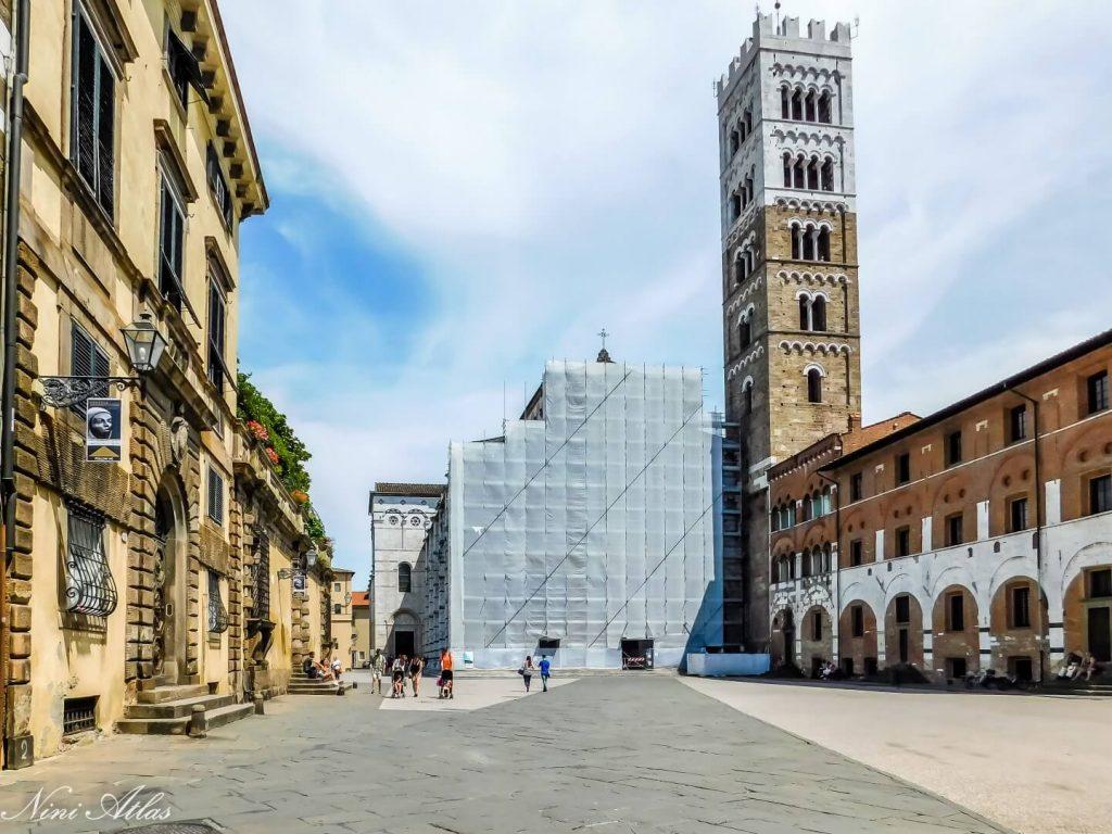 הקתדרלה של סן מרטינו Duomo di San Martino