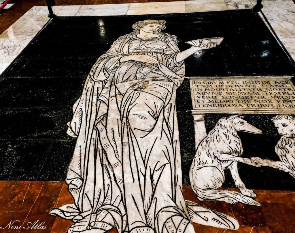 Neroccio di Bartolomeo, The Hellespontine Sibyl