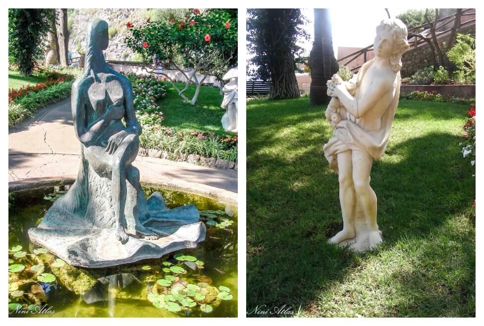 certosa di san giacomo Augustus Gardens