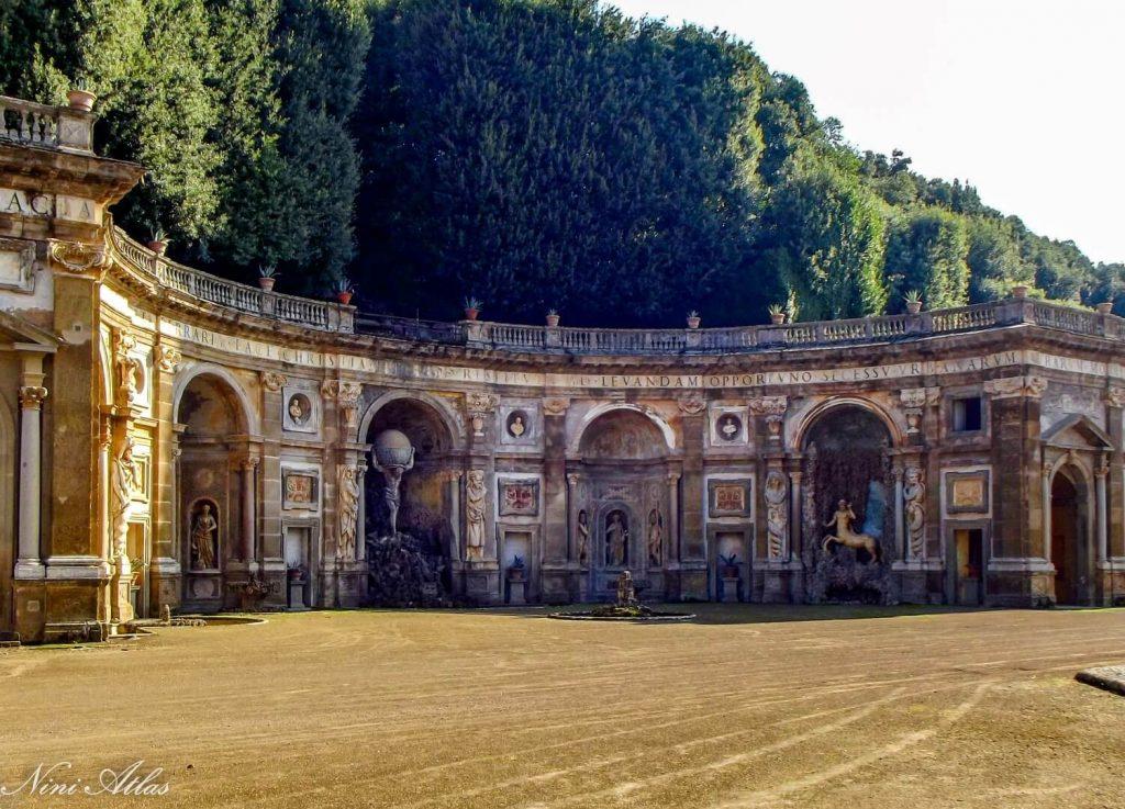 Frascati פרסקטי Teatro delle Acque