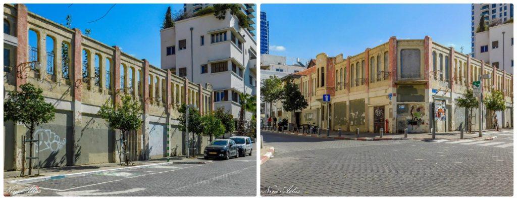 קולנע עדן לילינבלום 2 תל אביב