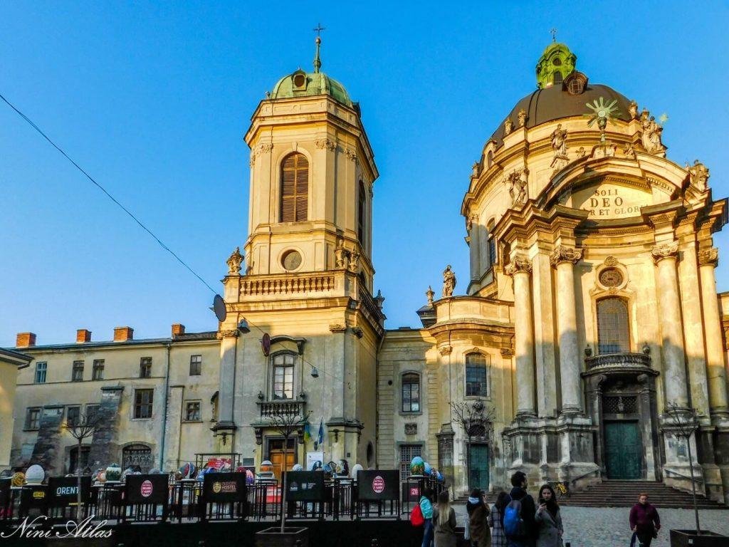 הקתדרלה הדומיניקנית לבוב