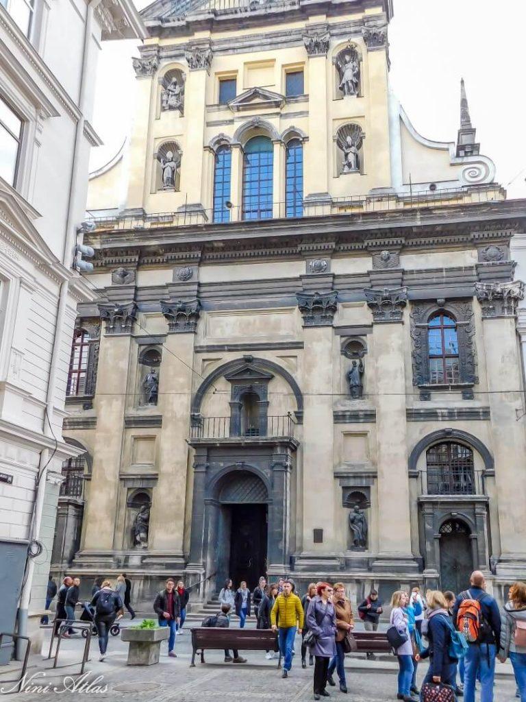 כנסיית פיטר ופול לבוב