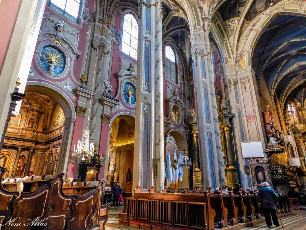 הקתדרלה הלטינית