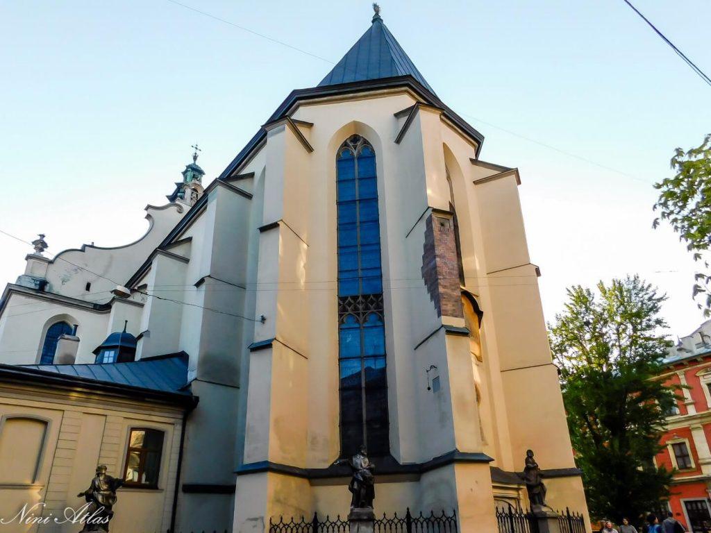 הקתדרלה הלטינית לבוב