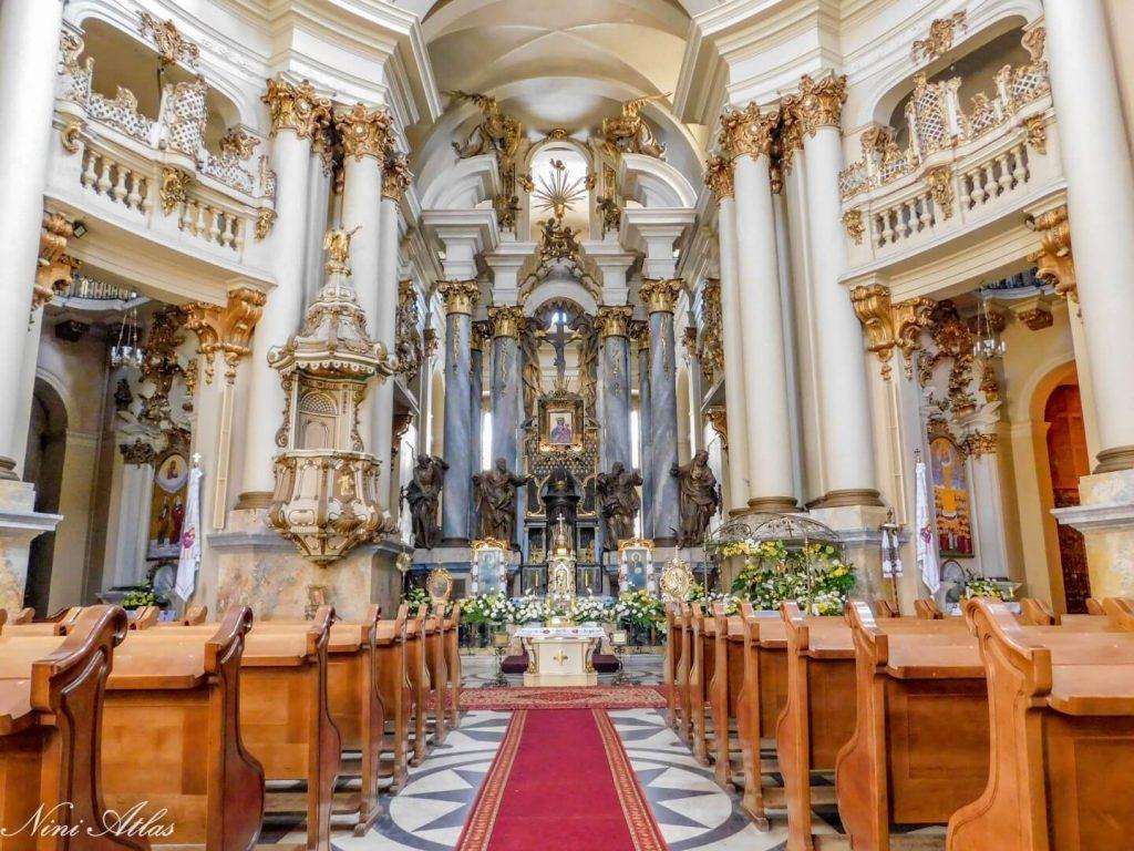 הקתדרלה הדומיניקנית