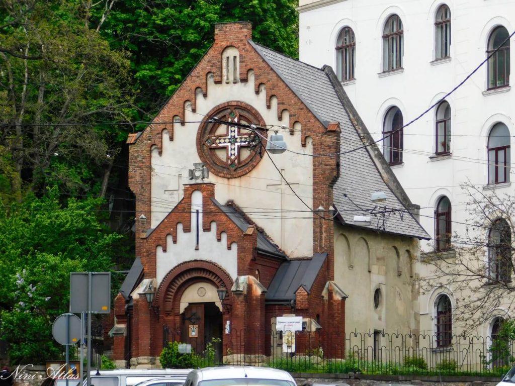 כנסיית יוחנן הבפטיסטי