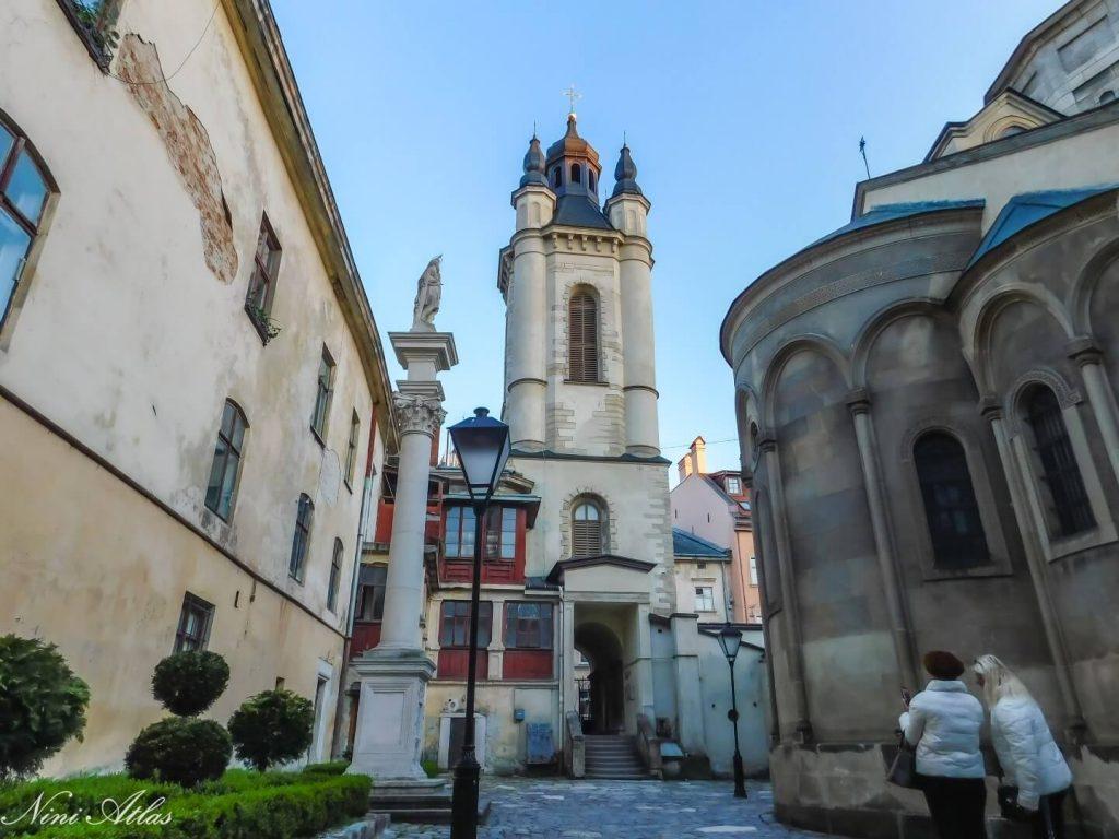 לבוב - הכנסייה הארמנית