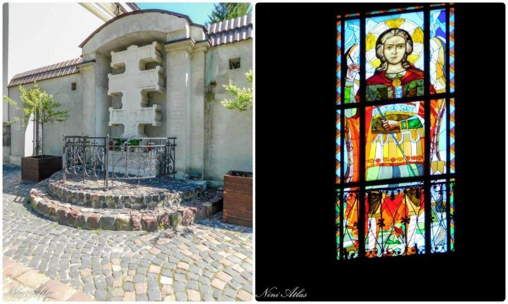 הכנסייה הכרמליטית סנט מישל
