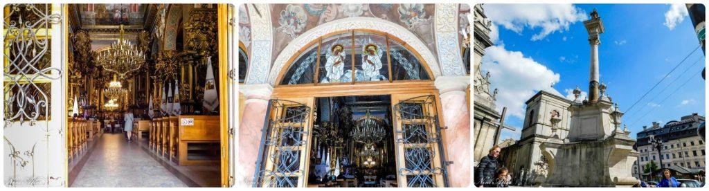 הכנסייה היוונית קתולית של סנט אנדרו ומנזר ברנדין