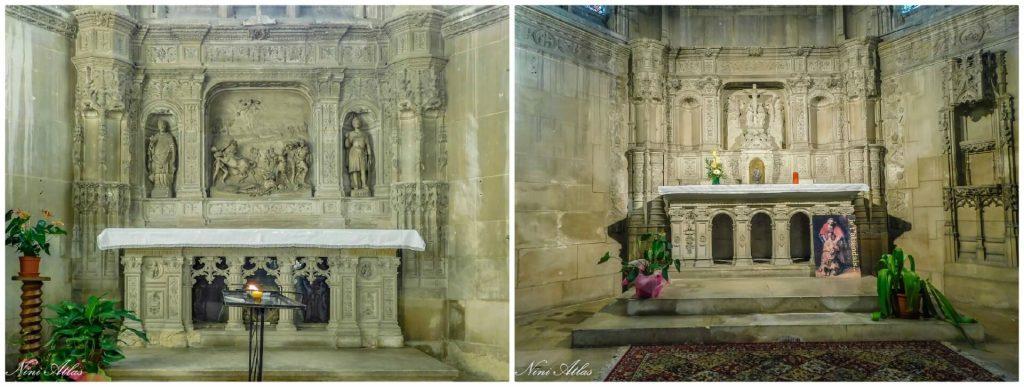 L'église Saint Pierre - caen
