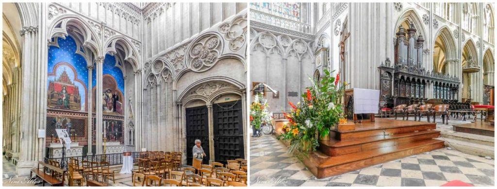 Bayeux Cathédrale Notre-Dame