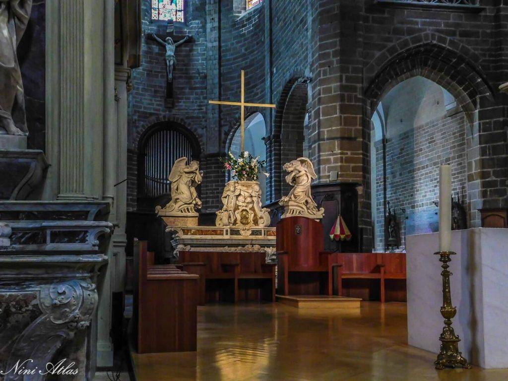 Vannes Cathedral Cathédrale Saint-Pierre