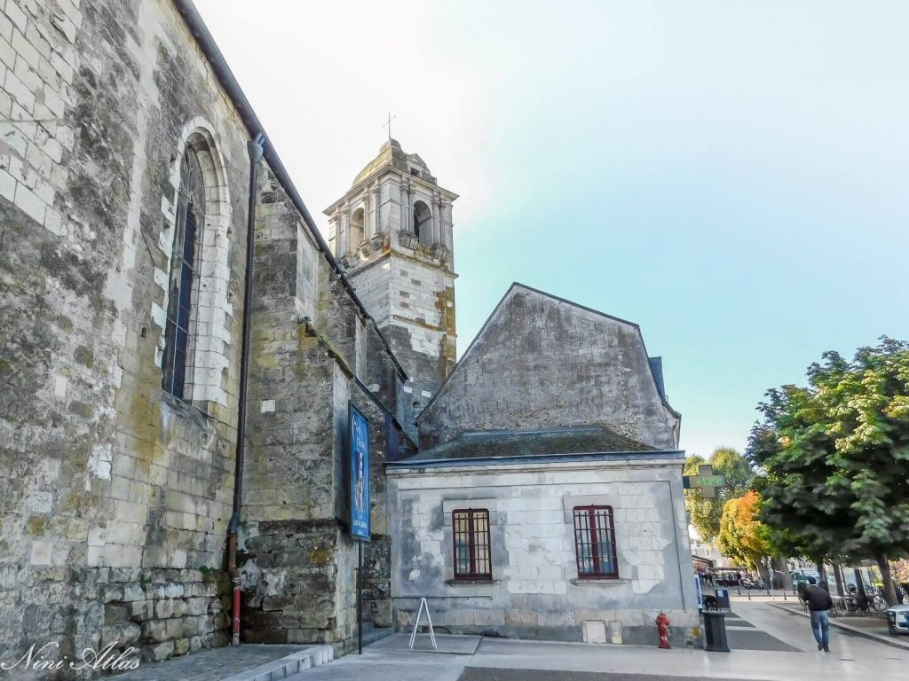 Église Saint-Florentin Amboise