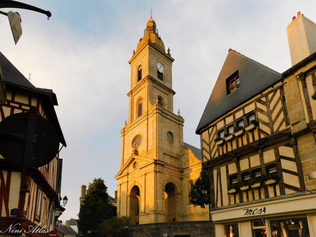 Église Saint-Patern de Vannes