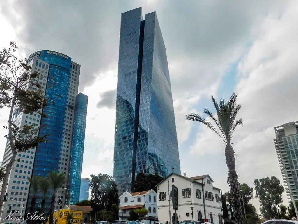 מגדלים מעל שרונה - תל אביב