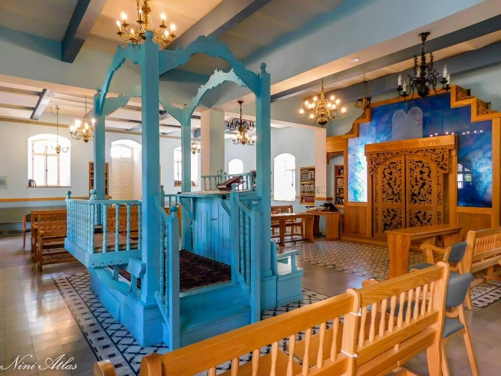 בית הכנסת של הקהילה המסורתית