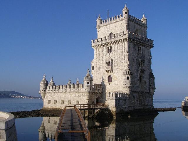 מגדל בלם Belem Tower ליסבון